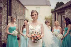 Vintage Scheunenhochzeit auf dem Land von Grace Photography | Hochzeitsblog - The Little Wedding Corner