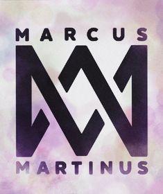 Marcus & Martinus logo M Wallpaper, Singers, Ms, Logo, Backgrounds, Logos, Singer, Environmental Print