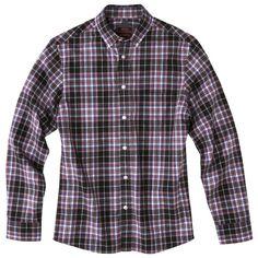 $18 saw in store, very nice / Merona® Men's Long Sleeve Button Down Button Downs, Button Down Shirt, Work Shirts, Dapper, Work Wear, Men Casual, Buttons, Nice, Store
