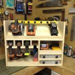 Cordless drill storage and charging station & DIY projects for everyone! Cordless drill storage and charging station & DIY projects for everyone! The post Cordless drill storage and charging station Woodworking Bench, Woodworking Shop, Woodworking Projects, Woodworking Basics, Woodworking Techniques, Woodworking Classes, Youtube Woodworking, Woodworking Patterns, Woodworking Workshop