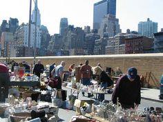 Chelsea Flea Market (112 West 25th St New York, NY 10001-7461)  Open Hours: 9a-5p Sa-Su