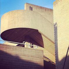 Concrete beauty #southbank by @EmmaDB
