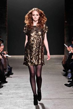 Stunning dress- F/W 2012 Rolando Santana