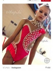 On the photo leotard decorated by 200 rhinestones DMSSometimes customers asked us to repeat design leotards that they saw at the competitions, or online. Girls Dance Costumes, Jazz Costumes, Dance Outfits, Rhythmic Gymnastics Costumes, Gymnastics Uniforms, Gym Leotards, Salsa Dress, Ballroom Dance Dresses, Figure Skating Dresses