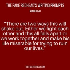 Sign Up For The Newsletter | Shop The eBooks Prompt Library 1-100, 101-200, 201-300 The complete library of the original writing prompts written by The Fake Redhead Click To Claim Your 10 FREE Writ…