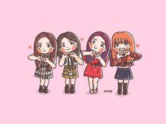 [FA] ❤️,,Do not repost #Rose #Jennie #Lisa #Jisoo #BLACKPINK #블랙핑크 #ASIFITSYOURLAST #blackpinkfanart #Fanart #mayko