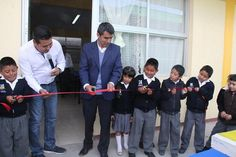 Entregan equipamiento de comedor escolar en Quecholac