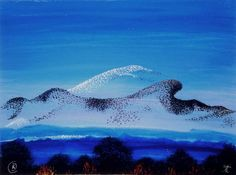 ARTFINDER: Migration by Ria Janta-Cooper - Artistic birds gather together and paint fascinating pictures in the sky. The pictures painted by birds are much more impressive than I ever can paint. In my...