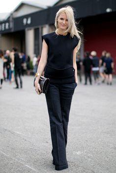 Street Style Nueva York - ELLE.ES
