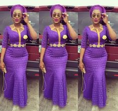 Hi ladies. These are aso ebi ankara and lace styles you can't resist but to rock to any owanmbe party you intend going. Select a style for your ankara and African Men Fashion, African Dresses For Women, African Print Dresses, Africa Fashion, African Attire, African Wear, African Women, African Prints, African Beauty