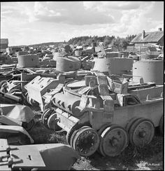 Some pictures from the Winter War - Page 4 Armored Vehicles, Some Pictures, Finland, Tanks, Monster Trucks, Army, Counting, Winter, June