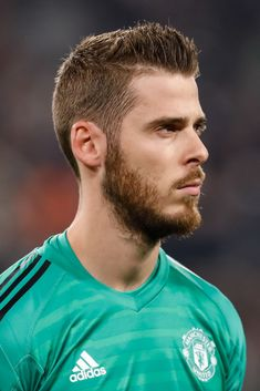 David de Gea of Manchester United during the Group H match of the UEFA Champions League between Juventus FC and Manchester United FC on November 2018 at Juventus Stadium in Turin, Italy. (Photo by Mike Kireev/NurPhoto via Getty Images) Man Utd Squad, Man Utd Fc, Juventus Stadium, Juventus Fc, Manchester United Wallpaper, Manchester United Players, Soccer Pictures, Turin Italy, Chimichanga