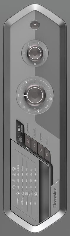 WM - Washing Machine Concept on Behance