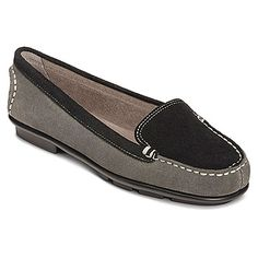 Aerosoles - Nu Day - Black Two Tone (Black/Grey) - onlineshoes.com - Original Price 68.95 Dollars - Sale Price 55.16
