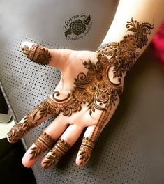 Front Hand Wedding Mehndi Design For Girls Front Hand Wedding Mehndi Design For Girls New Mehndi Designs nmehndidesigns New Mehndi Designs Generally girls and females explore of beautiful and attracti Latest Arabic Mehndi Designs, Latest Bridal Mehndi Designs, Mehndi Designs Book, Mehndi Designs 2018, Modern Mehndi Designs, Mehndi Designs For Girls, Mehndi Designs For Beginners, Wedding Mehndi Designs, Dulhan Mehndi Designs