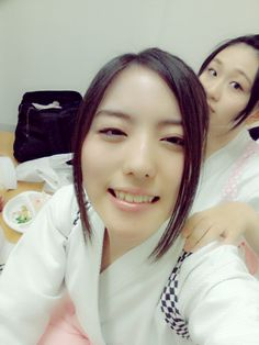 Anna Ijiri x Hazuki Kurokawa  https://plus.google.com/u/0/107410599171378978168/posts/AYoU61vFroo