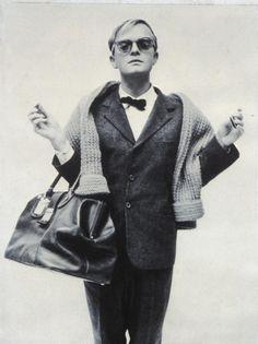 The great Truman Capote