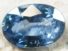 7 X 5 MM BLUE COLOUR SAPPHIRE 1.00 CARAT TW734