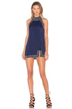 NBD x REVOLVE Gatsby Dress en Azul marino | REVOLVE