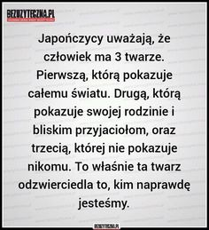 No to zgadzam się z Japończykami Well Said Quotes, Girl Quotes, Happy Quotes, True Quotes, Words Quotes, Best Quotes, Psychology Facts, Meaningful Words, Wtf Funny