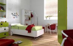 ¿Un dormitorio? ¿Una habitación para jugar? Otra propuesta de formas y colores pensados para el bienestar de los más peques de la casa.   #interiorismo #valencia #interioristas #diseño #design #livingroom #dormitorios #muebles #mobiliario #bedroom #inspiracion #inspiration #interiordesign #jovenes #juvenil #young #youth