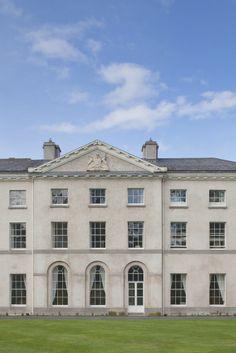 Farnham House Estate, Co. Cavan, Ireland - gorgeous estate and spa. How To Feel Beautiful, Living Spaces, Ireland, Photographs, Mansions, Lifestyle, House Styles, Photos, Villas