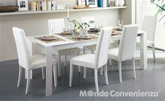 Tavolo e sedia Wood