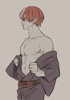 Boku no Hero Academia || Todoroki Shouto, My hero academia #mha