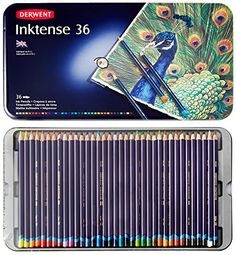 Derwent Drawing Pencils, Inktense, 4mm Core, Metal Tin, Watercolor, 36 Per Pack (2301842) Derwent http://www.amazon.com/dp/B001U3QO7O/ref=cm_sw_r_pi_dp_bAldvb1E2ZYPT
