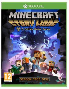 CHRIS Minecraft Story Mode - Xbox One