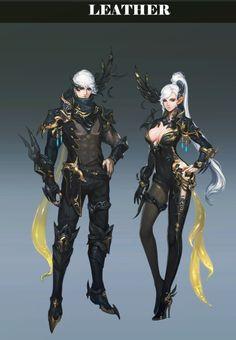 AION  5.3 Dragon lord set