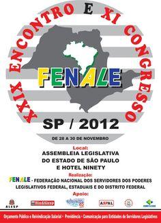 Fenale realiza seu Encontro Nacional e Congresso Eleitoral em São Paulo