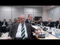 Depoimento de Lula a Sérgio Moro (10/05/2017). Parte 1
