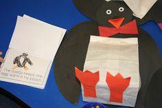 Mrs. Lee's Kindergarten: Penguins!