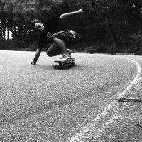 Bro-in-law making some moves #skateboarder #skateboard