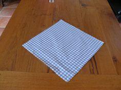 BIAIS AU KILOMETRE : carré de 27cm de côté pour obtenir 2,20m de biais...