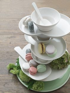 Vipp Ceramics spring 2014 table setting