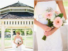 super simple bridal bouquet
