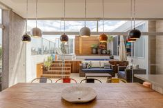 Cobertura Morumbi | Galeria da Arquitetura