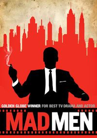 Image result for mad man poster