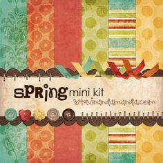 A blog with tons of free scrapbooking printouts/layouts #scrapbookprintouts