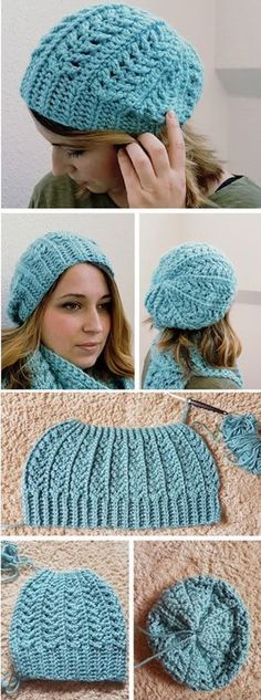 Go with the Flow Hat – Free Crochet Pattern Flow Hat – free crochet pattern, Mütze häkeln, Anleitung Related posts:Mermaid Slouchy Hat - FREE Crochet Pattern!cancer awareness, but you can crochet it in any. Crochet Diy, Crochet Adult Hat, Bonnet Crochet, Crochet Simple, Easy Crochet Projects, Crochet Amigurumi, Crochet Beanie, Crochet Gifts, Diy Projects