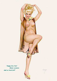 Sophisticated Girl | Alberto Vargas. Famous Pin-Up Artist #PinUps #Vintage #Retro #Posters #Girls #Affiches #30s #40s #50s #Peru #USA #deFharo