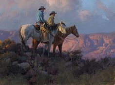 """Morning at Sycamore Canyon"" by Bill Anton"