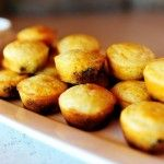 Blueberry Cornbread Mini-Muffins | The Pioneer Woman Cooks | Ree Drummond