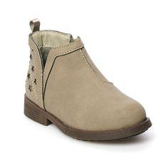 a8bae5a0ba0c9 OshKosh B gosh® Toddler Girls  Short Ankle Boots