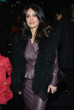 Salma Hayek, Mexican American film actress, director