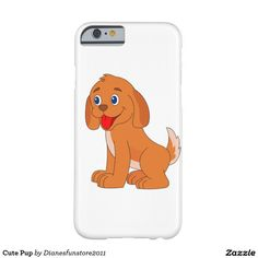 Cute Pup Barely There iPhone 6 Case