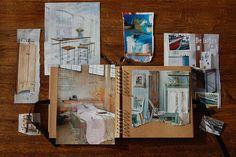 AMO.1986 Interior Design, via Flickr.