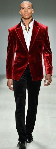 HD Homme at Toronto Fashion Week Fall 2014